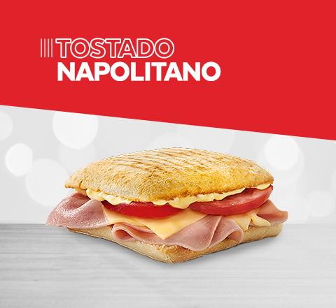 Tostado Napolitano