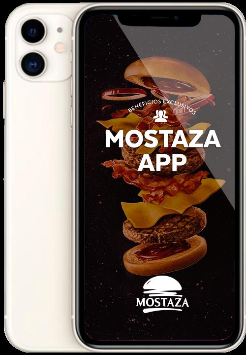 app mostaza celular