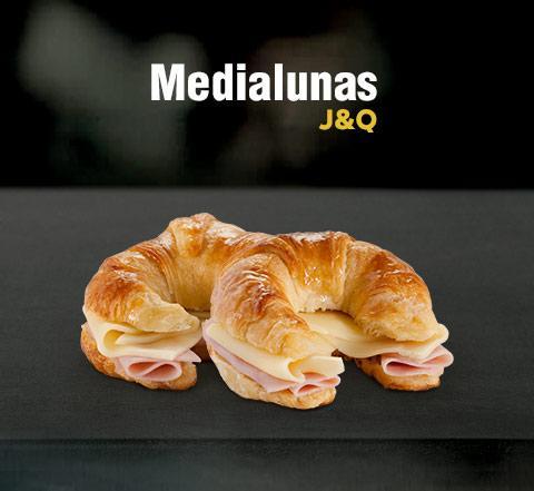 Medialunas J&Q Mostaza