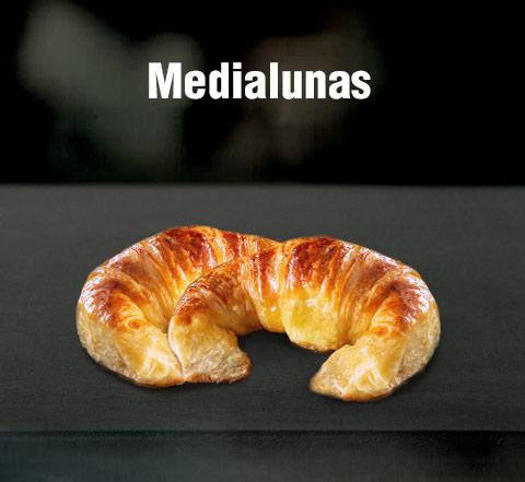 Medialunas Mostaza