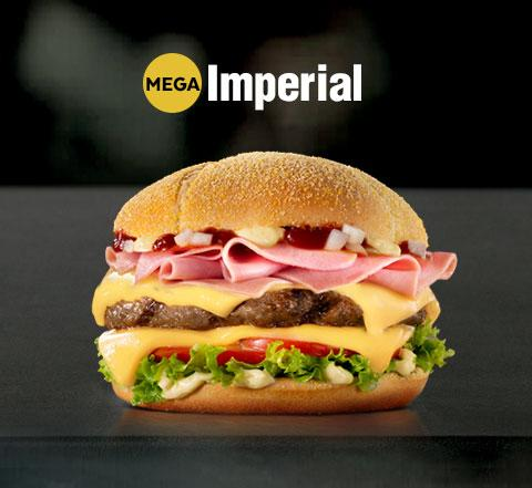 Mega XL Imperial Mostaza