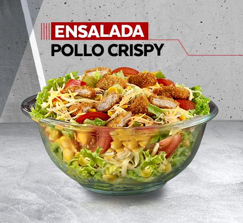 Ensalada Pollo Crispy