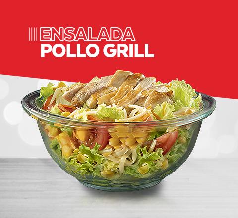 Ensalada Pollo Grill