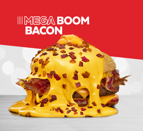 Mega BOOM Bacon