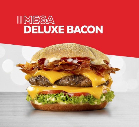 Mega Deluxe Bacon