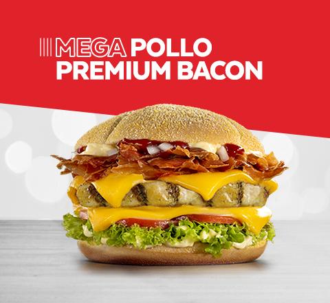 Pollo Premium Bacon
