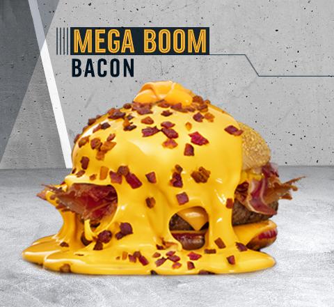 Mega BOOM Bacon